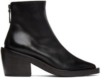 Marsèll Black Coneros Boots