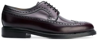 Berwick Shoes Classic Lace-Up Brogues