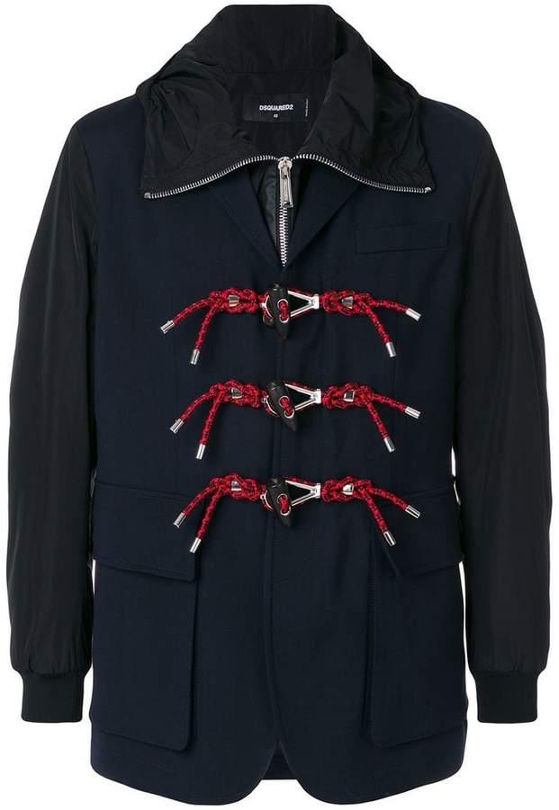 DSQUARED2 Techno Cord jacket