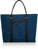 Billykirk MEN'S TOP-ZIP HORIZONTAL TOTE BAG