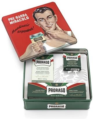 Proraso Vintage Gino Tin Set