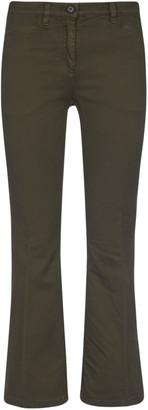 N°21 N.21 Flared Cropped Jeans