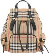 Burberry The Small Rucksack In Logo Print