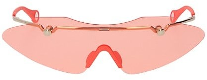 Thumbnail for your product : Fenty by Rihanna Centerfold 130MM Mask Sunglasses