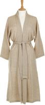 Oyuna Legere Dressing Gown - Beige - S