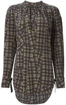 A.F.Vandevorst '162 Cosmopolitan' blouse - women - Silk/Spandex/Elastane - 34