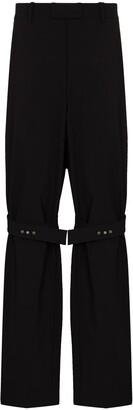 Bottega Veneta Stud-Detail Trousers