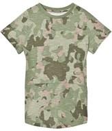 Someday Soon Camo Agadir T-shirt