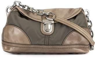 Prada Pre-Owned push-lock chain shoulder bag