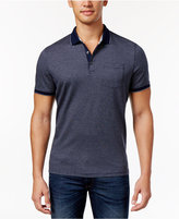 Michael Kors Men's Fine Striped Pocket Polo