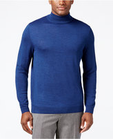 Club Room Men's Merino Blend Classic-Fit Sweater, Only at Macy's