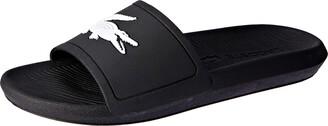 Lacoste Croco Slide 119 3 CFA Open Toe Sandals