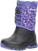 Merrell Girls' ML-G Snwqst Waterpoof Snow Boots,33 EU