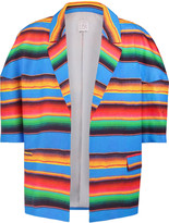 Stella Jean Printed cotton jacket