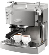 De'Longhi Delonghi 15 Bar Pump Espresso Maker - Stainless Steal