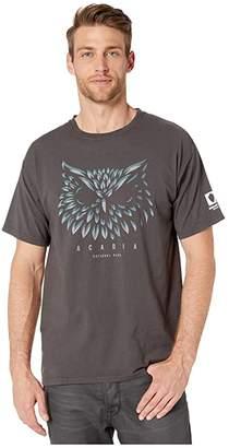 Hanes ComfortWashtm Acadia National Park Graphic Short Sleeve T-Shirt
