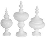 Three Hands Jars With Lids (Set of 3)