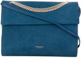 Nina Ricci 'Mado' shoulder bag - women - Suede - One Size