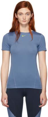 Nike Blue Training T-Shirt