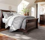 Pottery Barn Bed & Extra-Wide Dresser Set