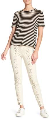 A.L.C. Kingsely Lace-Up Skinny Pants