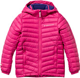 Peak Performance Pink Frost Down Ski Jacket