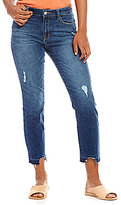 Sanctuary Cropped Flare Robbie Released Hem Jeans
