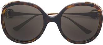 Gucci Oversized-Frame Sunglasses