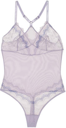 Wink Worthy Lace Teddy Bodysuit