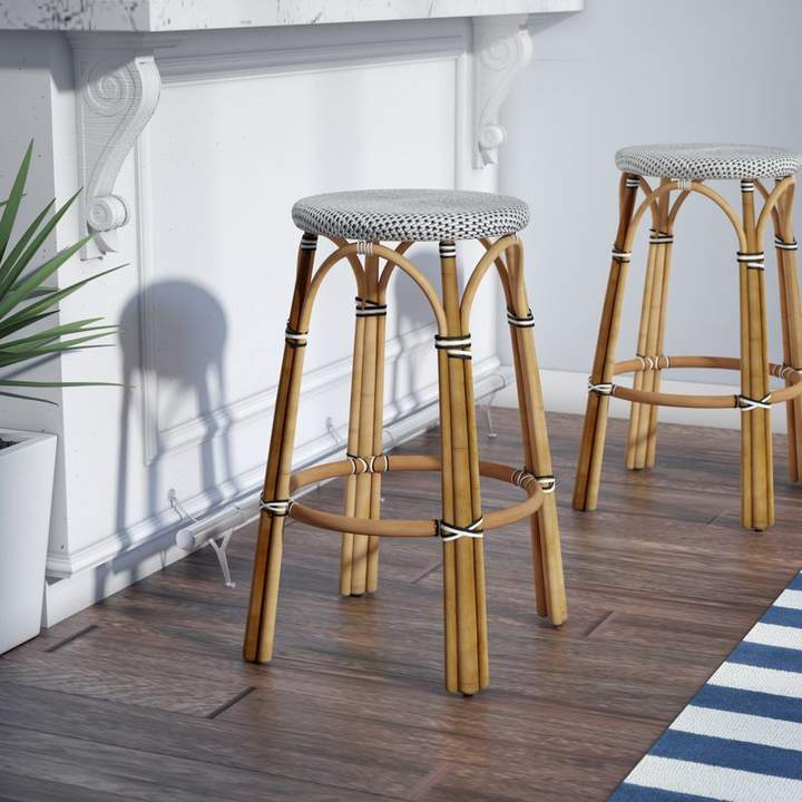 "Beachcrest Home Campbellton 30"" Bar Stool"