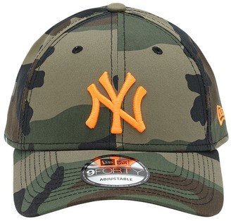 New Era Ny Yankees Camouflage 9forty Cap