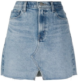 J Brand Jules denim skirt