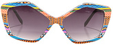 *MKL Accessories The Native Chic Sunglasses in Multi
