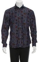 Eton Slim Fit Button-Up Shirt w/ Tags