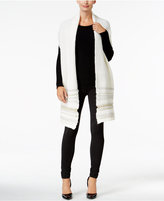 INC International Concepts Crochet Shine Scarf, Only at Macy's