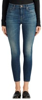 J Brand 835 Mid-Rise Capri in Sublime