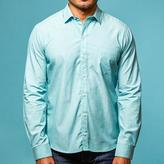 Blade + Blue Tea Green End On End Shirt - Eureka