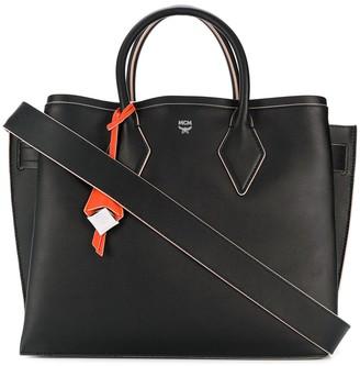 MCM large tote bag