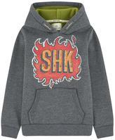 Scotch & Soda Printed hoodie