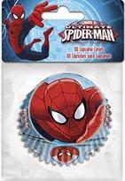 60 Cupcake Cases - Spiderman