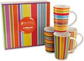 Maxwell & Williams Maxwell & WilliamsTM Lollipop 13 oz. Mugs (Set of 4)