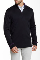 Robert Graham Harbor Classic Fit Zip Pullover