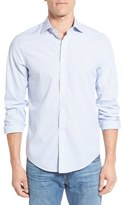 Gant Trim Fit Stripe Broadcloth Sport Shirt