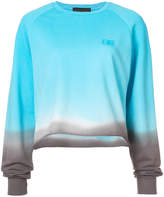 Baja East tie-dye sweatshirt