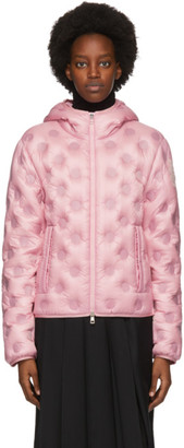 MONCLER GENIUS Pink JW Anderson Edition Abbotts Jacket