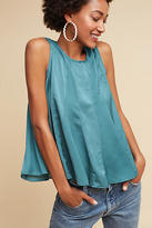 Eri + Ali Sleeveless Swing Blouse