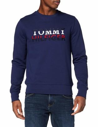 Tommy Hilfiger Tommy Men's Logo Sweatshirt Sweater