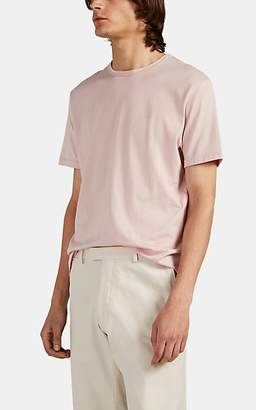 Sunspel Men's Cotton T-Shirt - Pink