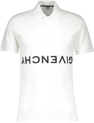 Givenchy Slim fit logo polo shirt