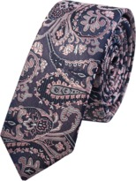 yd. Paisley 5cm Tie